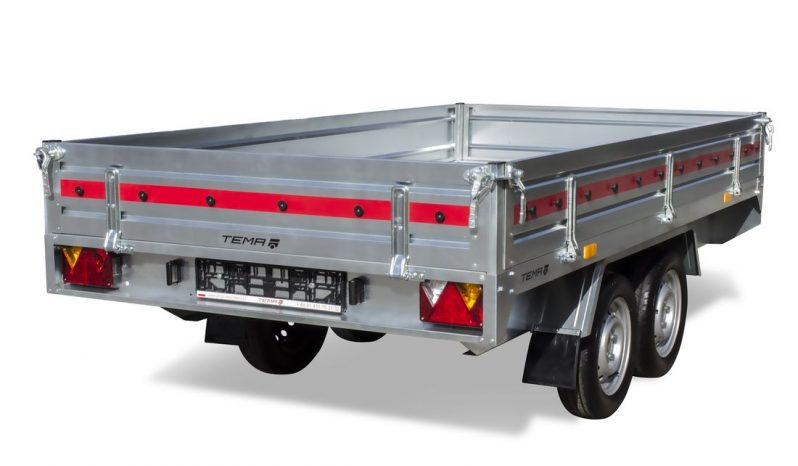 Temared Transporter 3217/2C full