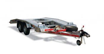 Τρέιλερ Οχημάτων Tema 4020S
